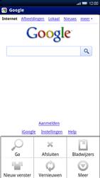 Sony Xperia X10 - Internet - Internetten - Stap 5