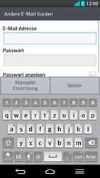 LG G2 - E-Mail - Konto einrichten - Schritt 6