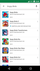 Sony Xperia XA1 - Apps - Herunterladen - Schritt 16
