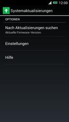 Alcatel One Touch Idol Mini - Software - Installieren von Software-Updates - Schritt 7