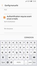 Samsung Galaxy A5 (2017) - E-mail - configuration manuelle - Étape 12