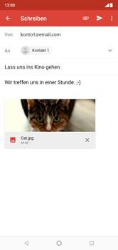 Nokia 6.1 Plus - E-Mail - E-Mail versenden - 15 / 17
