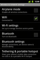 Alcatel OT-983 - Bluetooth - Connecting devices - Step 6
