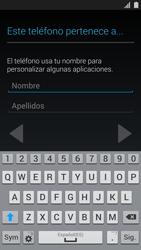 Samsung G900F Galaxy S5 - Primeros pasos - Activar el equipo - Paso 11