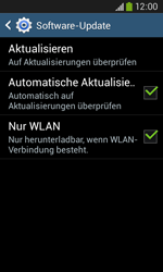 Samsung Galaxy Ace III - Software - Installieren von Software-Updates - Schritt 8