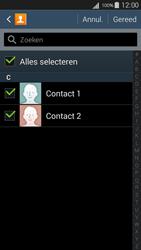 Samsung Galaxy S III Neo (GT-i9301i) - Contacten en data - Contacten kopiëren van toestel naar SIM - Stap 8