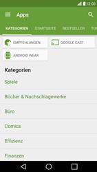 LG G4c - Apps - Herunterladen - 0 / 0