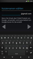 HTC One Max - Apps - Konto anlegen und einrichten - 8 / 22