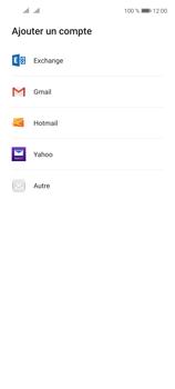 Huawei P40 Lite 5G - E-mails - Ajouter ou modifier un compte e-mail - Étape 4