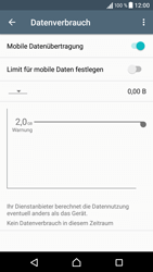 Sony Xperia X - Internet - Manuelle Konfiguration - 2 / 2