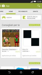 HTC One M8 - Applicazioni - Installazione delle applicazioni - Fase 5