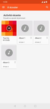 OnePlus 7 - Photos, vidéos, musique - Ecouter de la musique - Étape 5