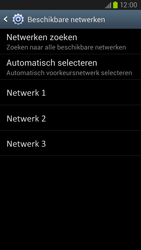 Samsung I9305 Galaxy S III LTE - Buitenland - Bellen, sms en internet - Stap 9