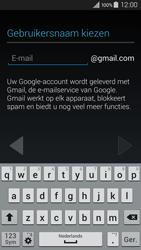 Samsung A300FU Galaxy A3 - Applicaties - Account aanmaken - Stap 7