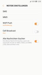 Samsung Galaxy S6 (G920F) - Android Nougat - SMS - Manuelle Konfiguration - Schritt 7