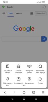 Alcatel 1S (2020) - Internet et connexion - Naviguer sur internet - Étape 10