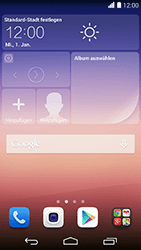 Huawei Ascend P7 - Internet - Apn-Einstellungen - 0 / 0