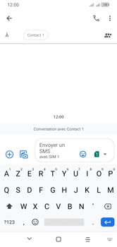 Alcatel 1S (2020) - Contact, Appels, SMS/MMS - Envoyer un MMS - Étape 10