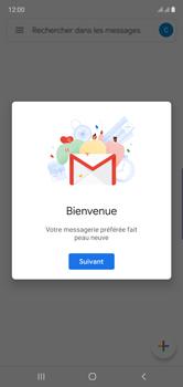 Samsung Galaxy Note10 - E-mail - Configuration manuelle - Étape 23