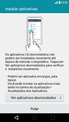 LG K10 - Primeiros passos - Como ativar seu aparelho - Etapa 17