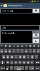 Samsung I9505 Galaxy S4 LTE - MMS - Erstellen und senden - Schritt 15