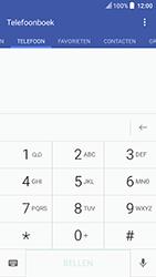 HTC U Play - voicemail - handmatig instellen - stap 5