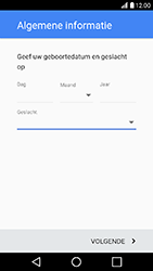 LG K10 (2017) (M250n) - Applicaties - Account aanmaken - Stap 8