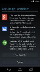 LG D821 Google Nexus 5 - Apps - Konto anlegen und einrichten - Schritt 19