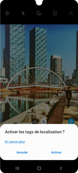 Samsung Galaxy A42 5G - Photos, vidéos, musique - Créer une vidéo - Étape 4