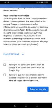 Huawei Y5 (2019) - Applications - Créer un compte - Étape 15