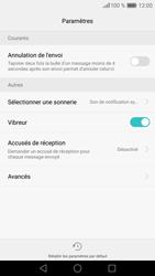 Huawei P9 - SMS - Configuration manuelle - Étape 6