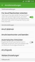 Samsung G903F Galaxy S5 Neo - Anrufe - Rufumleitungen setzen und löschen - Schritt 6