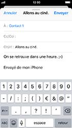 Apple iPhone SE - iOS 12 - E-mail - envoyer un e-mail - Étape 7