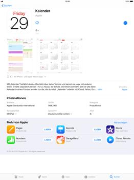 Apple iPad Pro 12.9 inch - Apps - Löschen und wiederherstellen von vorinstallierten iOS-Apps - 12 / 13
