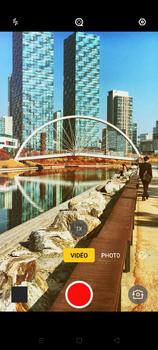 Oppo A9 2020 - Photos, vidéos, musique - Créer une vidéo - Étape 10