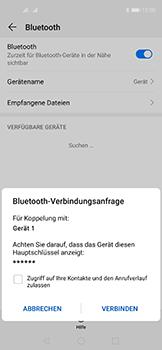 Huawei Nova 5T - Bluetooth - Verbinden von Geräten - Schritt 7