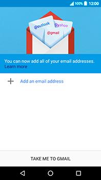 Acer Liquid Zest 4G Plus - E-mail - Manual configuration (gmail) - Step 5