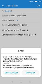 Huawei Honor 9 Lite - E-Mail - E-Mail versenden - 12 / 18
