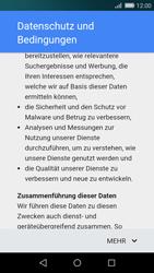 Huawei P8 Lite - Apps - Konto anlegen und einrichten - 11 / 19