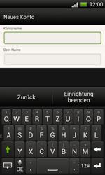 HTC C525u One SV - E-Mail - Konto einrichten - Schritt 15