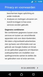 Sony Xperia Z3+ (E6553) - apps - account instellen - stap 14