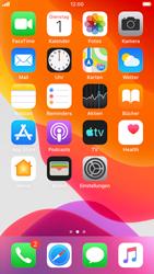 Apple iPhone 7 - iOS 13 - Anrufe - Anrufe blockieren - Schritt 2
