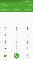 Samsung G903 Galaxy S5 Neo - Voicemail - handmatig instellen - Stap 4