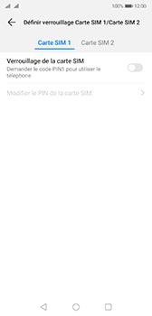 Huawei P20 - Android Pie - Prise en main - Comment activer un code SIM - Étape 7