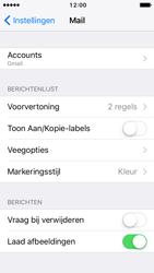 Apple iPhone 5 iOS 10 - E-mail - handmatig instellen (gmail) - Stap 9