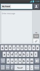 LG P875 Optimus F5 - MMS - Sending pictures - Step 7