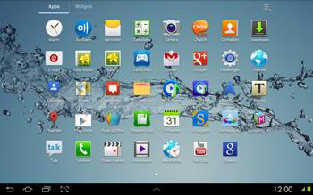 Samsung P5100 Galaxy Tab 2 10-1 - E-mail - Instellingen KPNMail controleren - Stap 4