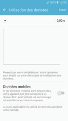 Samsung Samsung G920 Galaxy S6 (Android M) - Internet - Désactiver les données mobiles - Étape 6
