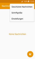 Samsung Galaxy J1 (2016) - SMS - Manuelle Konfiguration - 1 / 1