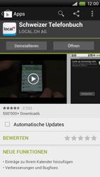 HTC One X Plus - Apps - Installieren von Apps - Schritt 11